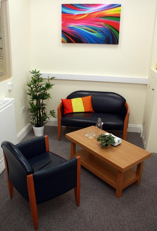 Small Meeting Room at the Kairos Centre Northampton